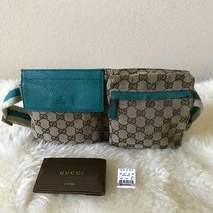 Authentic Gucci Waist Belt Bag
